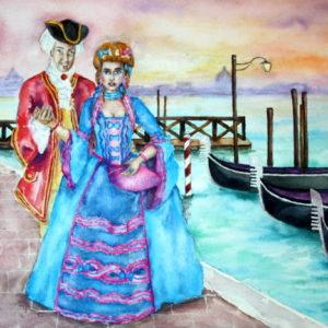 Rosaura e Cassandro - Aprile