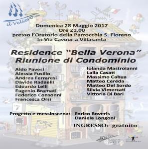 """Residence """"Bella Verona"""" Riunione di Condominio"""