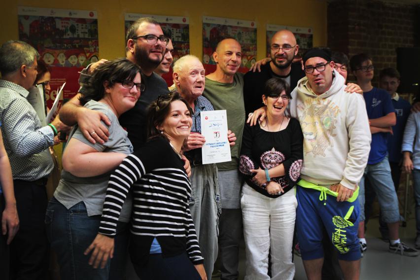 Il Veliero Onlus - Lì Sei Vero 2018 - Premio Giuria Popolare 2018 - Casamia.oz - L'impronta